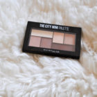 maybelline, mini city palette, mini, city, palette, eyeshadow, eyeshadows, nudes, neutrals, makeup, influenster