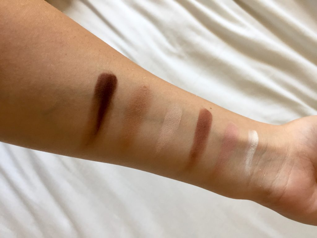 swatches, eyeshadow, eyeshadows, neutrals, maybelline, nudes, neutrals